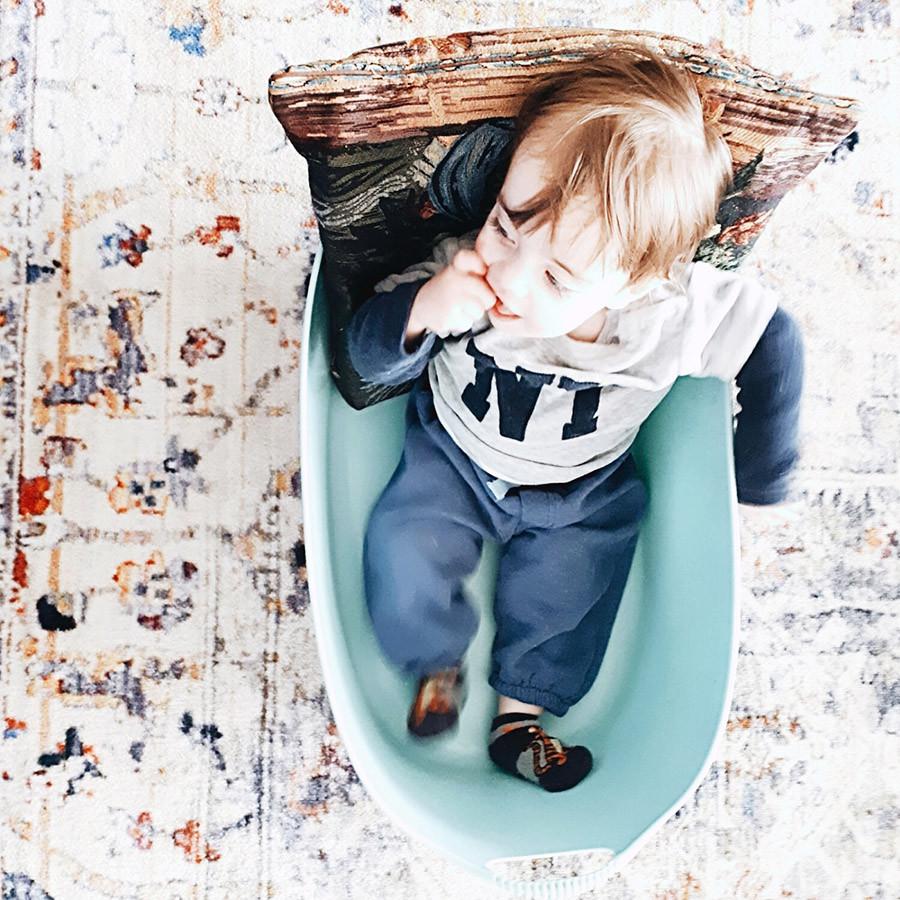 ההשראה מגיעה מהילדים. צילום מיטל אשכנזי פומרנץ