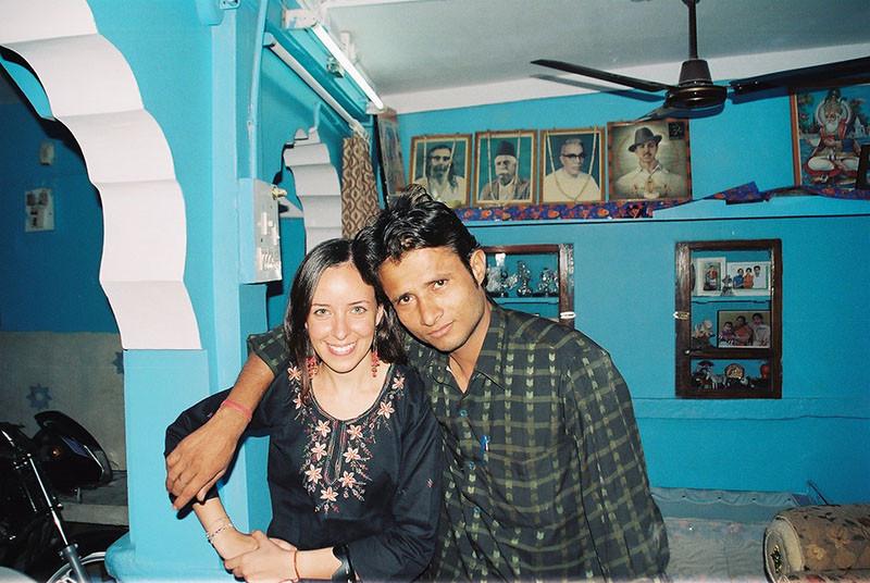 זיכרונות מהודו, צילום: סיון קונוולינה.