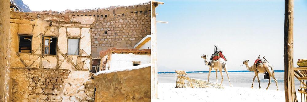 צילומי אדריכלות ונוף סיני מצרים