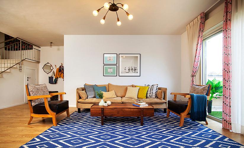 שייכות, עיצוב דירה קרן בר צילום: סטודיו רן ארדה