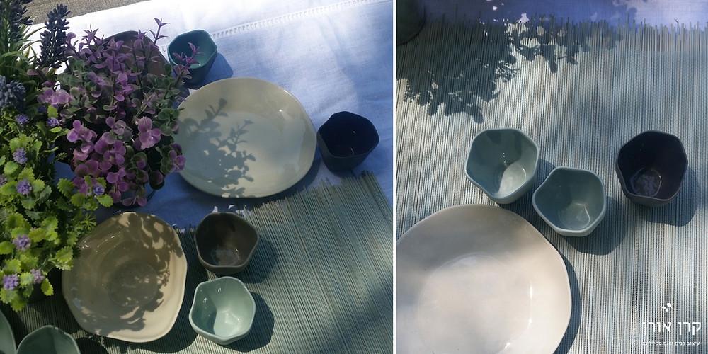 עיצוב שולחן חג שולחן חג יצירתי DIY