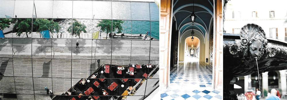 צילומי אדריכלות ברצלונה ספרד