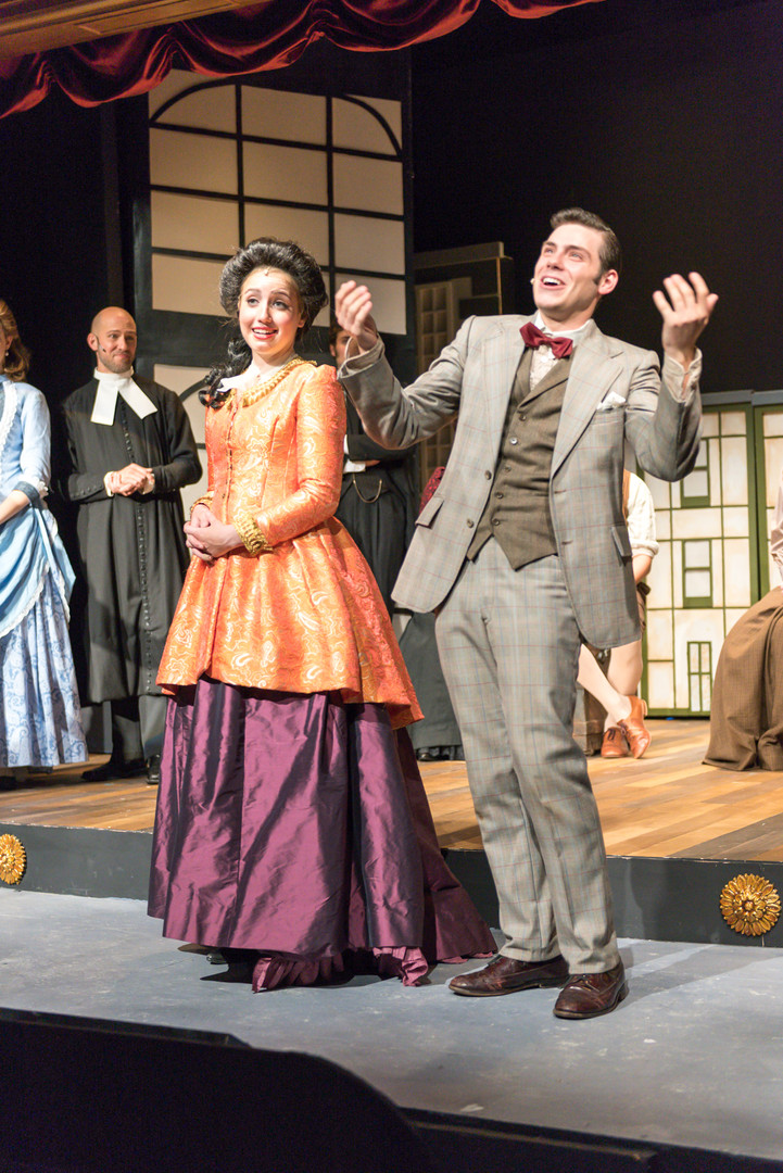 The Mystery of Edwin Drood - New London Barn Playhouse