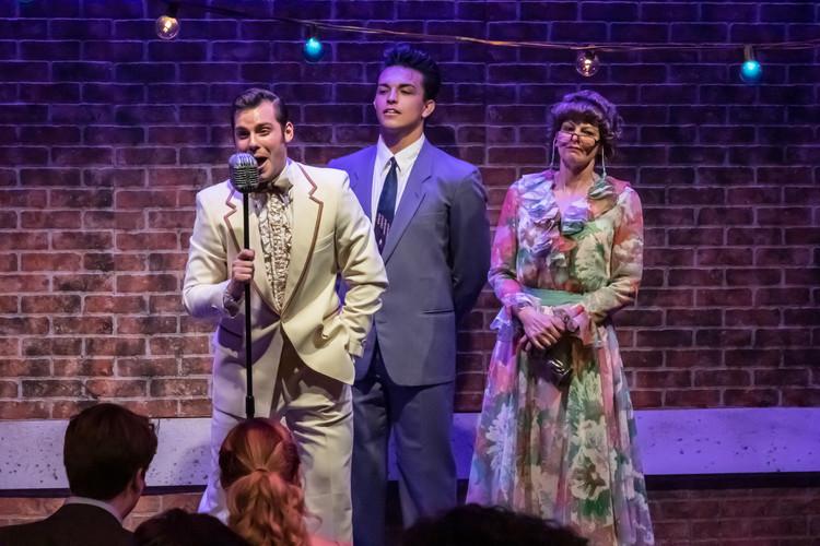 Grease / New London Barn Playhouse