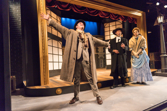 The Mystery of Edwin Drood / New London Barn Playhouse