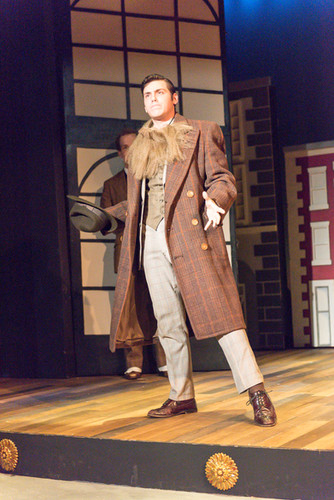 The Mystery of Edwin Drood / New London Barn Playhouse
