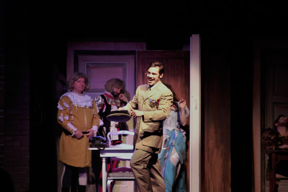 Kiss Me, Kate / Forestburgh Playhouse