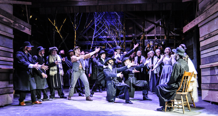 Fiddler on the Roof / Forestburgh Playhouse