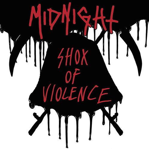 CD Midnight - Shox Of Violence