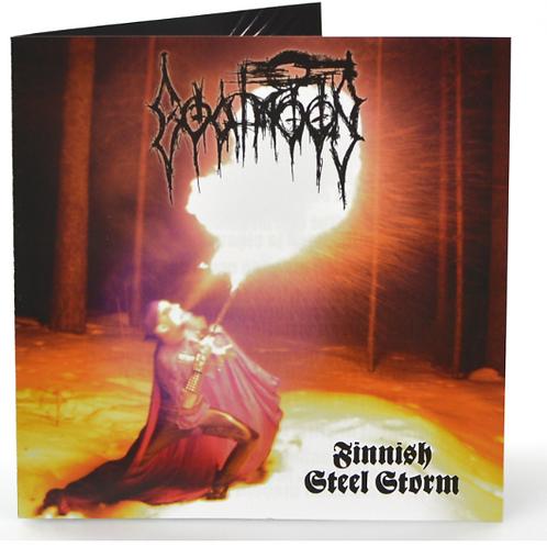 CD Goatmoon - Finnish Steel Storm