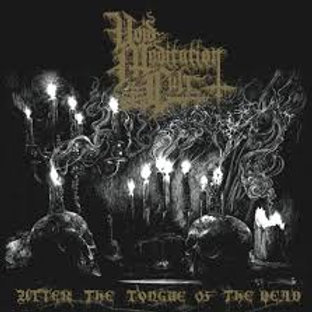 CD Void Meditation Cult - Utter The Tongue Of The Dead