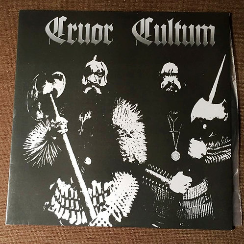 LP Cruor Cultum - Bloody Days On The Altar