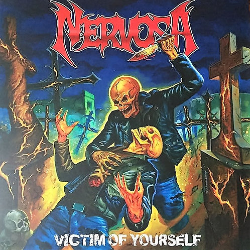 LP Nervosa - Victim Of Yourself Amarelo