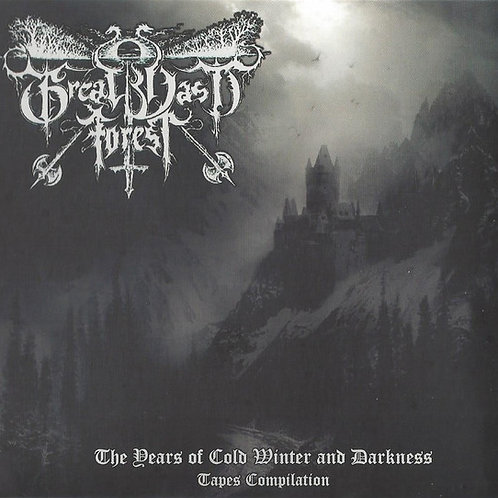 CD Great Vast Forest - The Years of Cold Winter and Darkness