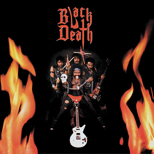 CD Black Death - Black Death