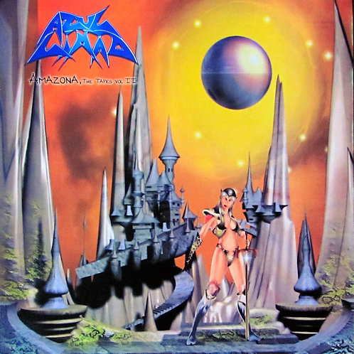 LP Azul Limão - Amazona The Tapes Vol II