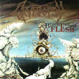 LP Cryptopsy -  Blasphemy Made Flesh
