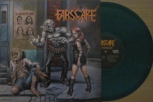 LP Farscape - Killers on the Loose