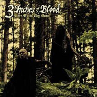 Lp 3 Inches Of Blood - Here Waits Thy Doom