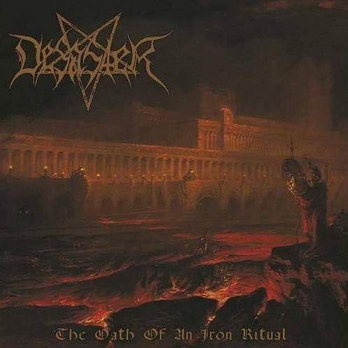 LP Desaster + 7 - The Oath Of An Iron Ritual