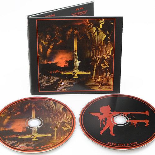 CD Profanatica - Profanatitas De Domonatia