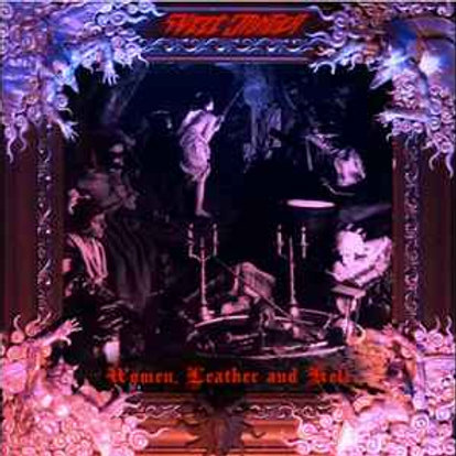 CD Sweet Danger - Women, Leather and Hell