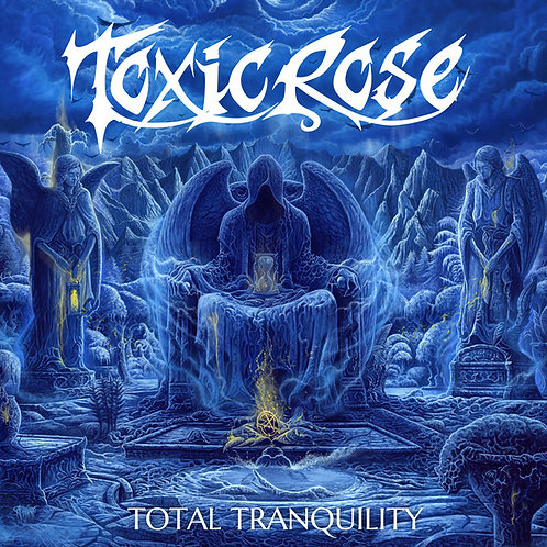 LP Toxic Rose - Total Tranquility