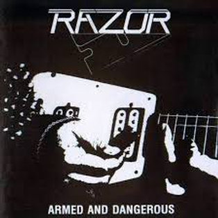LP Razor - Armed and Dangerous