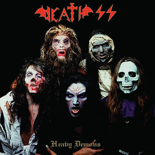 CD Death SS - Heavy Demons