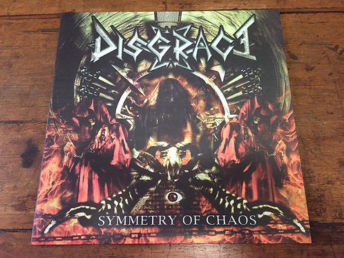 LP Disgrace - Symmetry of Caos