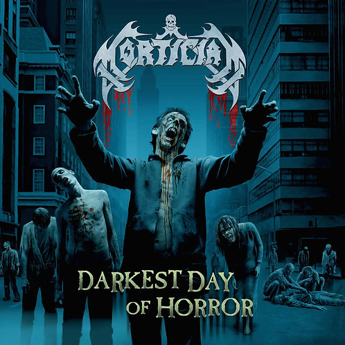 LP Mortician - Darkest Day Of Horror