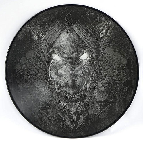 LP Satanic Warmaster - Fimbulwinter