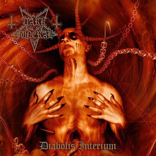 CD Dark Funeral - Diabolis Interium