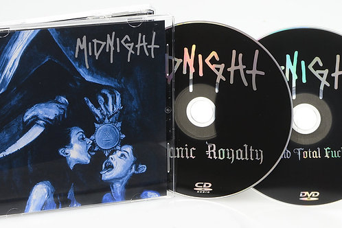 CD Midnight - Satanic Royalty