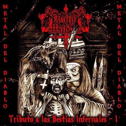 CD Kulto Maldito - Tributo A La Bestias Infernales