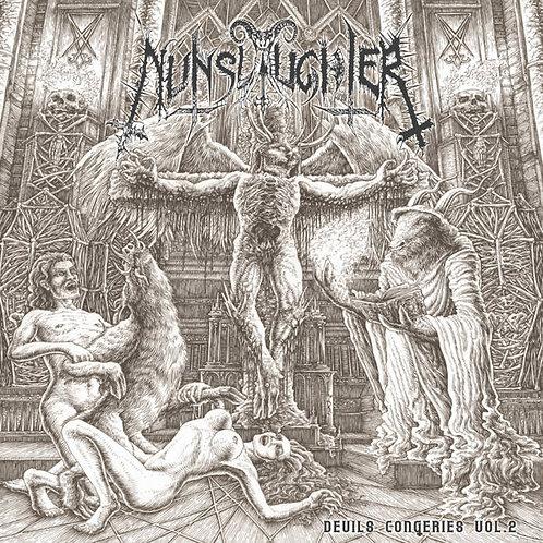 LP Nunslaughter - The Devil's Congeries - Volume 2