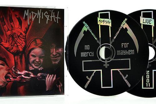 CD Midnight - No Mercy For Mayhem