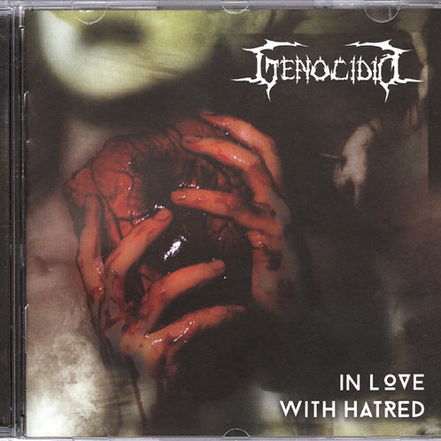 CD Genocidio - In Love With Hatred