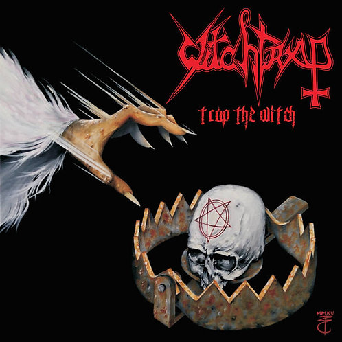 CD Witchtrap - Trap The Witch