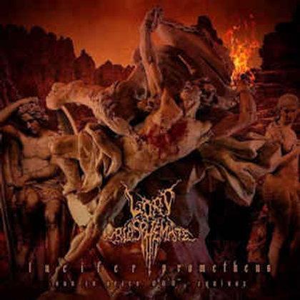 CD Lord Blasphemate - Lucifer Prometheus
