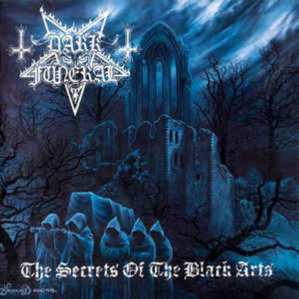CD Dark Funeral - The Secrets of Black Arts
