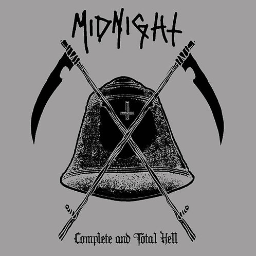 CD Midnight - Complete And Total Hell