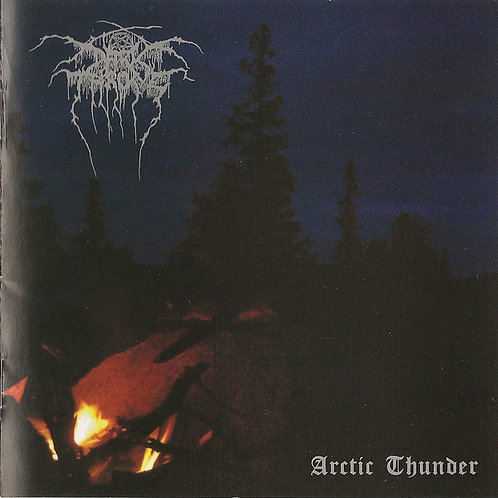 CD Darkthrone - Arctic Thunder