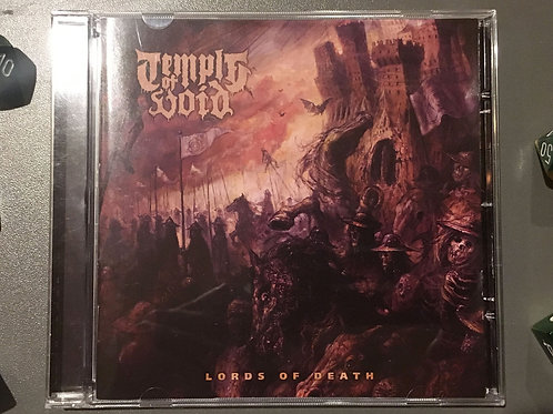 CD Temple of Void - Lords Of Death