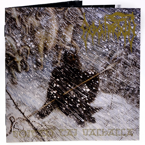 CD Goatmoon - Voitto Tai Valhalla