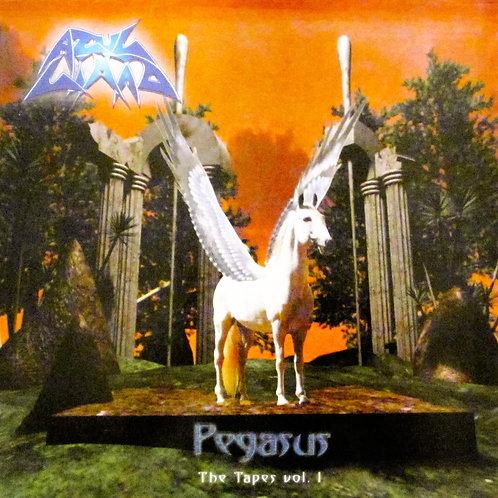 LP Azul Limão Pegasus The Tapes - Vol I