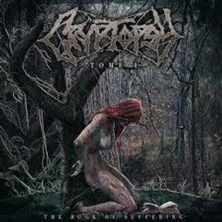 LP Cryptopsy - Book of Suffering Tome I