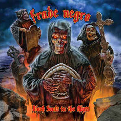 CD Frade Negro - Black Souls in the Abyss