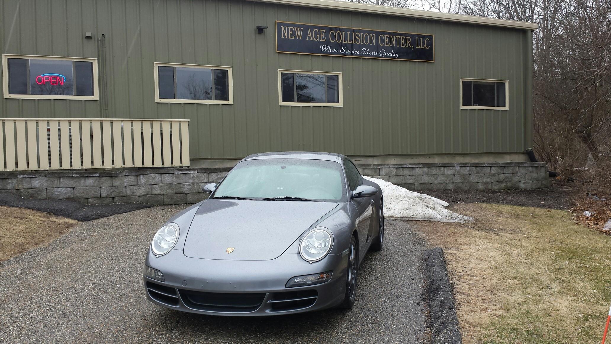 Porsche Carrera Done