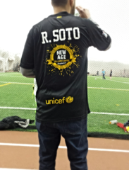 New Age Collision Soccer Team Sponsorship